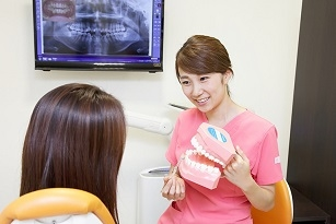 立川市くどう歯科怖くない歯医者