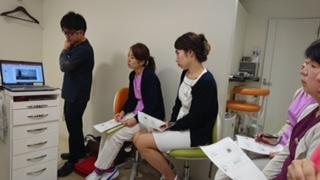 立川市高松町にあるくどう歯科クリニックでおこなわれたBLS講習会
