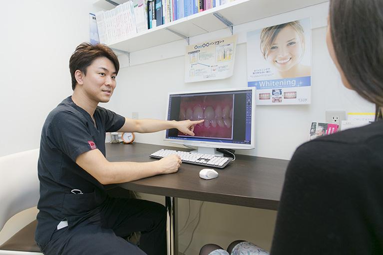 矯正により、歯の健康寿命を延ばすことをめざします