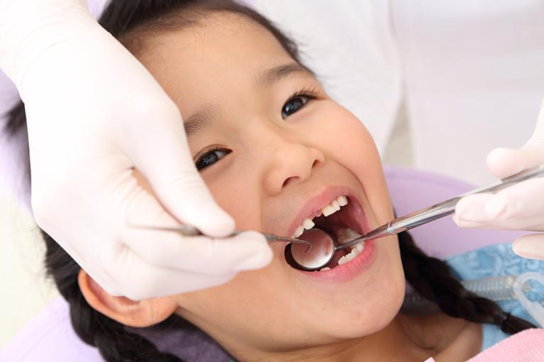 一生大切な歯を守るために、歯医者嫌いにしない診療を心がけています