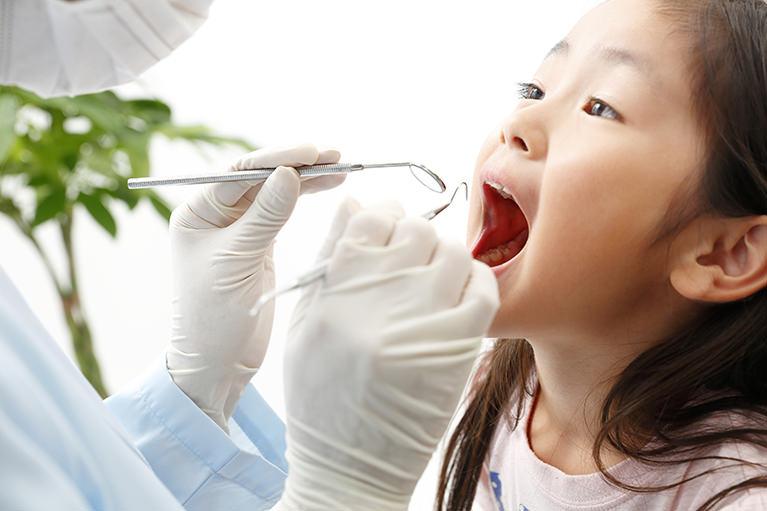 お子さんの成長に役立つ歯科医院をめざしています